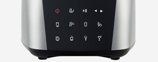 아날로그 감성의 디지털 메뉴 버튼