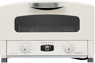 toaster color cream